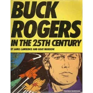 Buck Rogers in 25th Century - Jim Lawrence / Gray Morrow cover