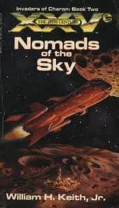 Nomads of the Sky - William H Keith cover