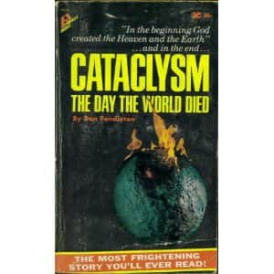 Cataclysm: The Day the World Died - Don Pendleton cover