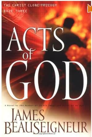 Acts of God - James BeauSeigneur cover