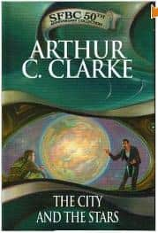 The City and the Stars  - Arthur C. Clarke cover