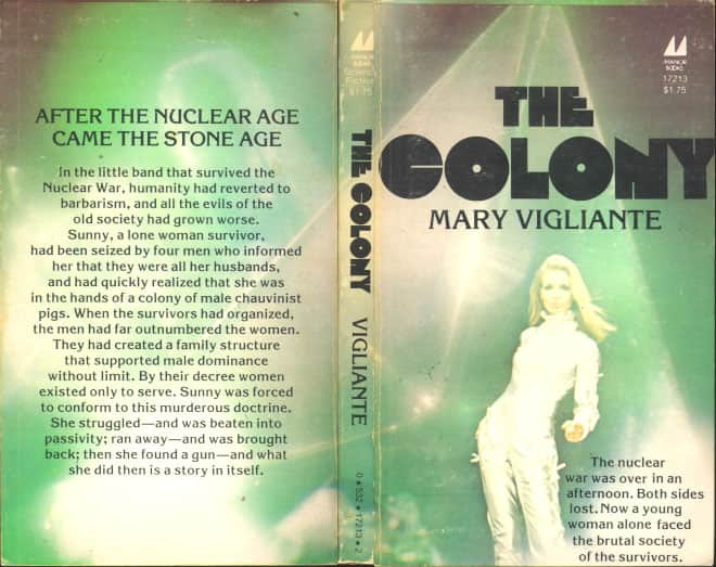 The Colony  - Mary Vigliante cover