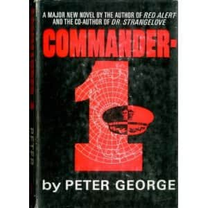 Commander-1 - Peter George cover