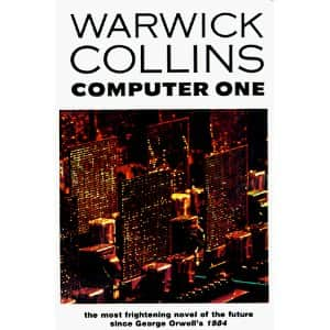 Computer One - Warwick Collins cover