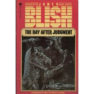 The Day After Judgment  - James Blish cover