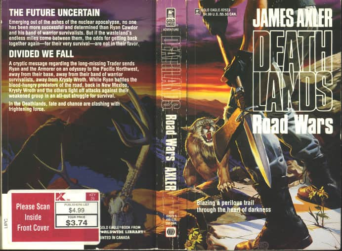 Road Wars - James Axler cover