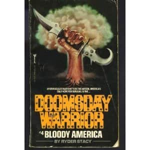 Bloody America - Ryder Stacy / Jan Stacy cover
