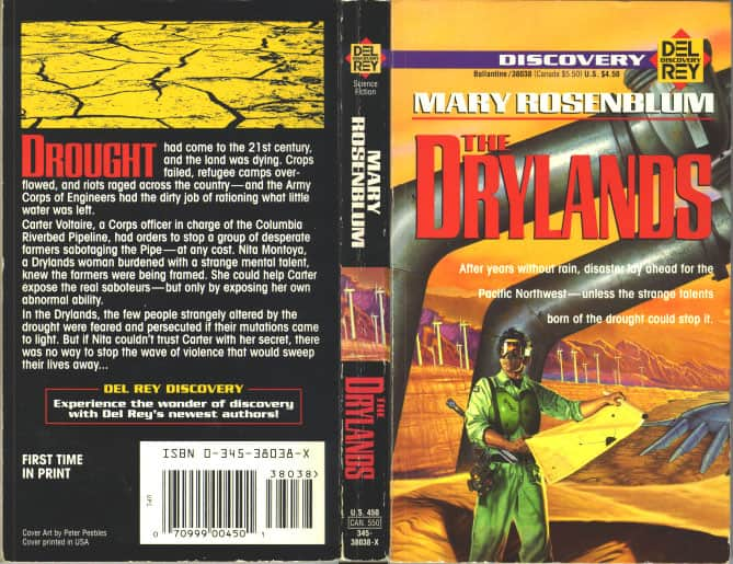 The Drylands  - Mary Rosenblum cover