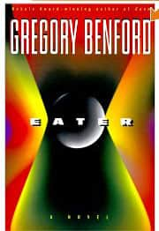 Eater - Gregory Benford cover