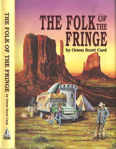 The Folk of the Fringe  - Orson Scott Card cover