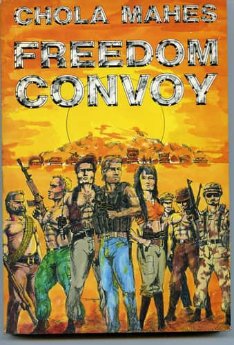 Freedom Convoy - Chola Mahes cover