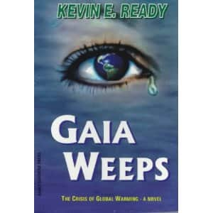 Gaia Weeps - Kevin E. Ready cover