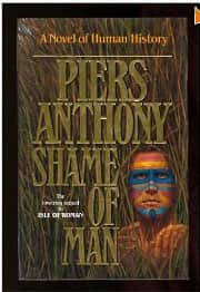 Shame of Man - Piers Anthony cover