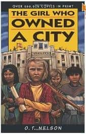 The Girl Who Owned a City  - O. T. Nelson cover