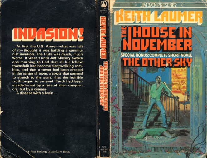 The House in November  - Keith Laumer cover