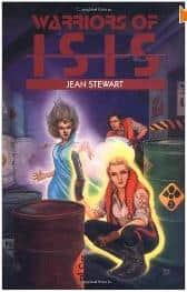 Warriors of Isis - Jean Stewart cover