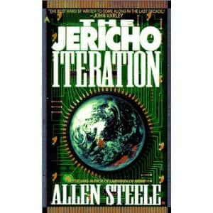 The Jericho Iteration  - Allen M. Steele cover