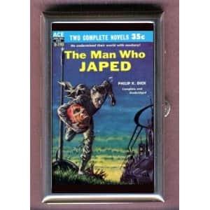 The Man Who Japed  - Philip K. Dick cover
