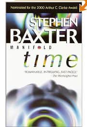 Time - Stephen Baxter cover