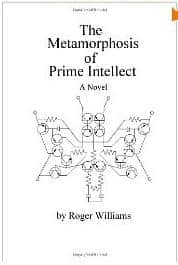 The Metamorphosis of Prime Intellect  - Roger Williams cover