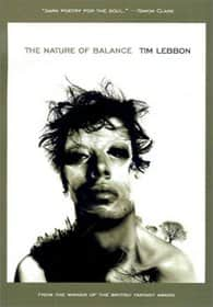 The Nature of Balance  - Tim Lebbon cover