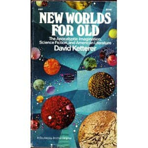 New Worlds For Old - David Ketterer cover