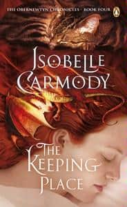 The Keeping Place  - Isobelle Carmody cover