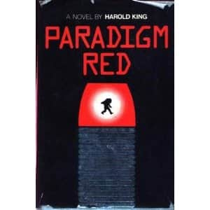 Paradigm Red - Harold King cover