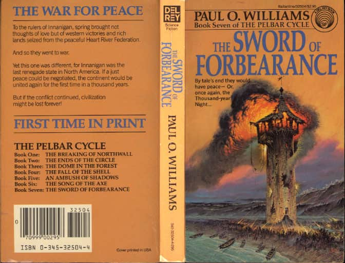 The Sword of Forbearance  - Paul O. Williams cover
