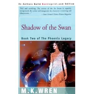 Shadow of the Swan - M. K. Wren cover