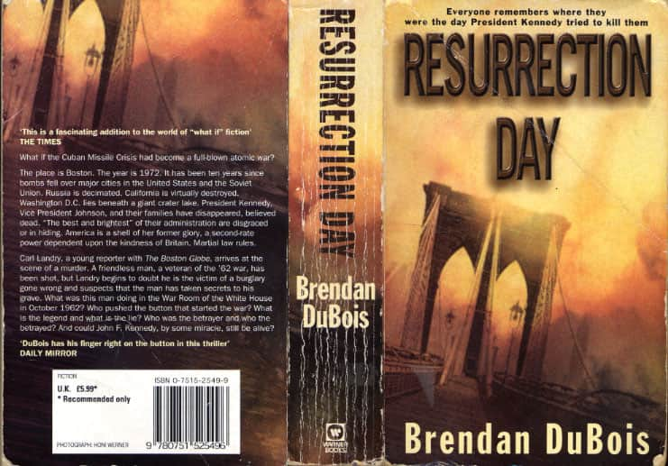 Resurrection Day - Brendan DuBois cover