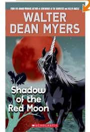 Shadow of the Red Moon - Walter Dean Myers cover