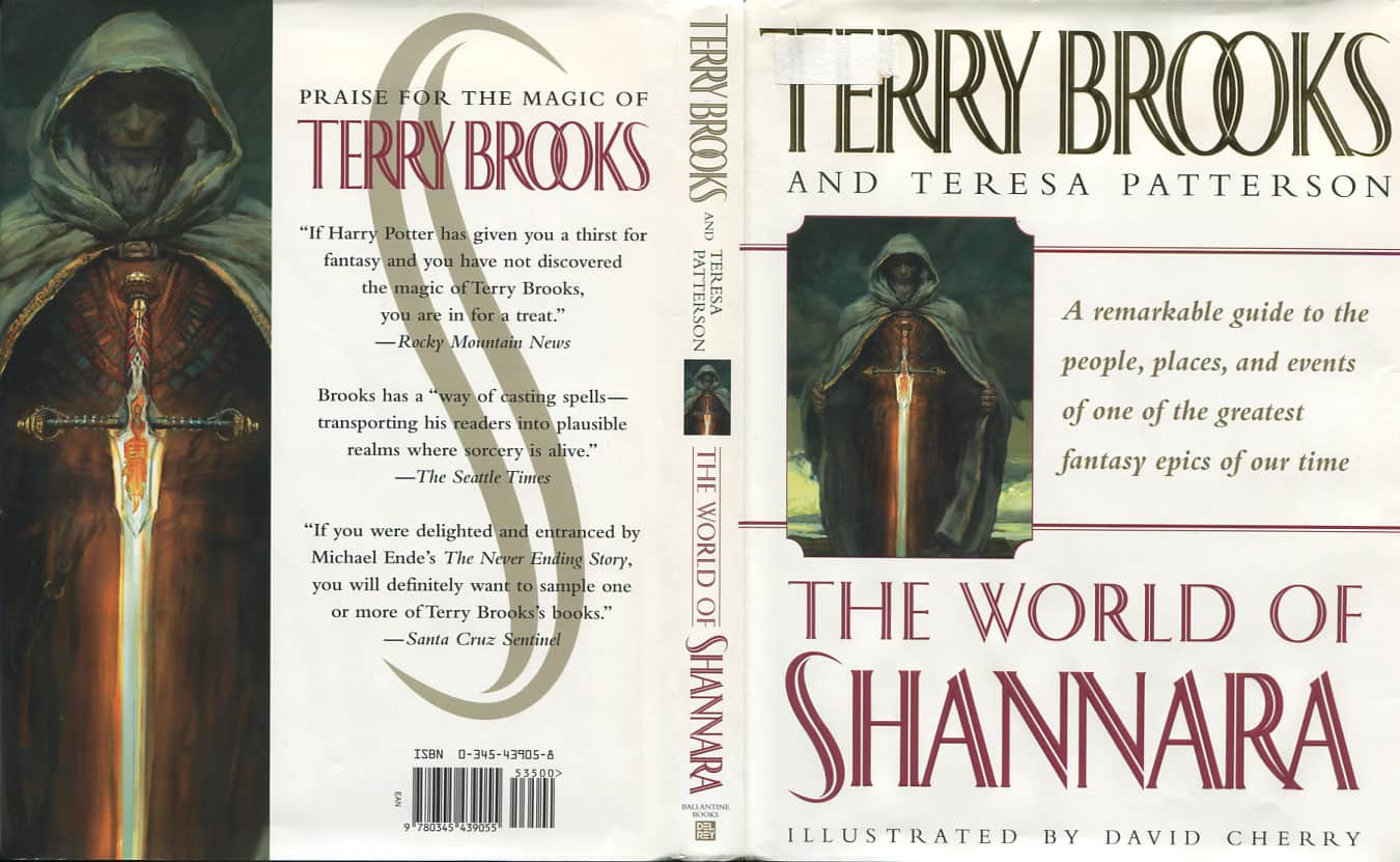 The World of Shannara  - Terry Brooks cover