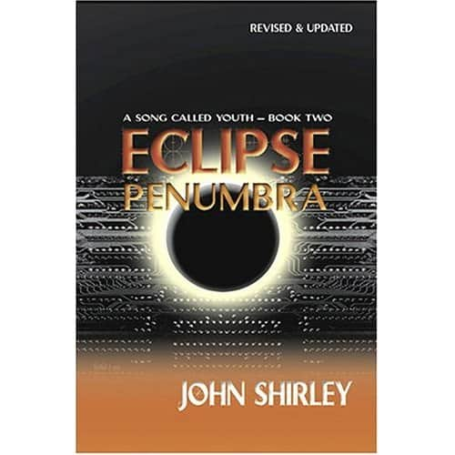Eclipse Penumbra - John Shirley cover
