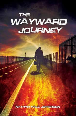 The Wayward Journey  - Nathan Hale Jefferson cover