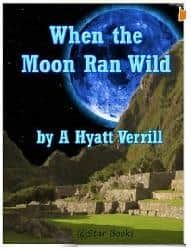 When the Moon Ran Wild - Ray Ainsbury cover