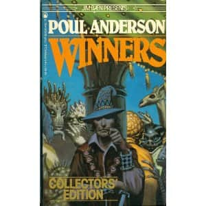 Winners - Poul Anderson cover