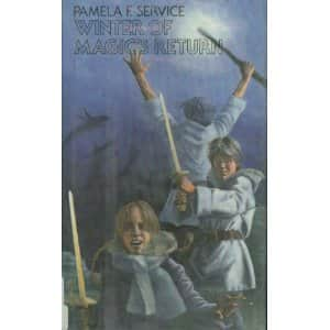 The Winter of Magic's Return  - Pamela F. Service cover