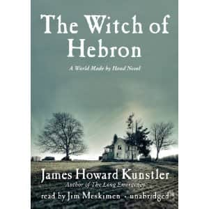 The Witch of Hebron  - James Howard Kunstler cover